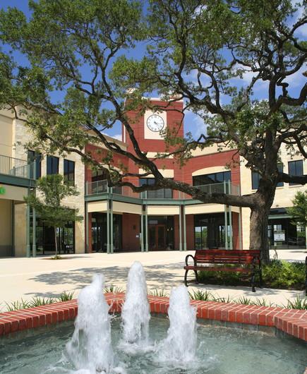 The Plaza Retail Complex