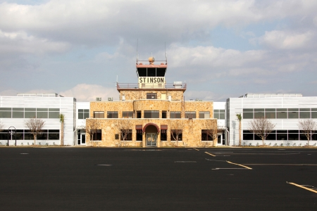 Stinson Municipal Airport Administration Building