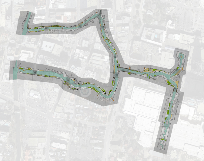 River Walk Capital Improvements