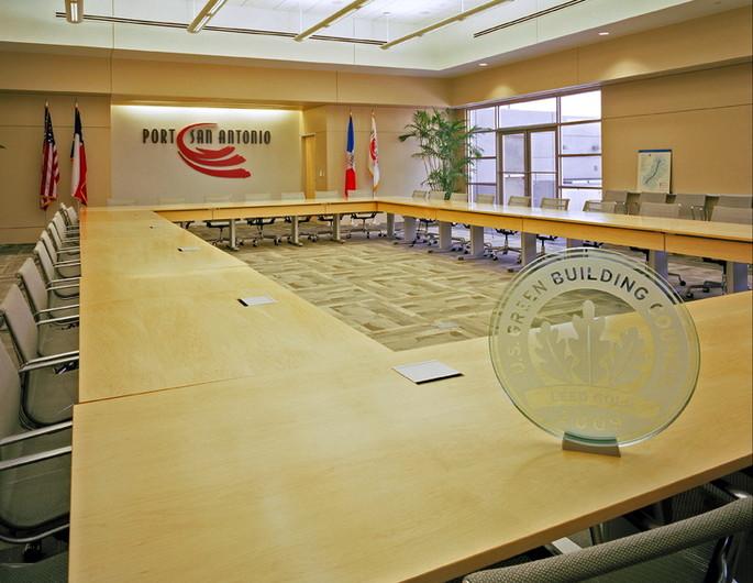 Port San Antonio Corporate Headquarters