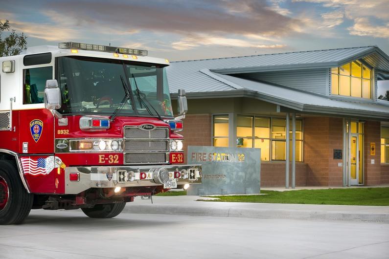 Fire Station No. 32